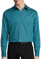 Claiborne Long-Sleeve Pocket Woven Shirt