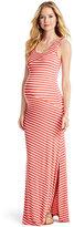 Jessica Simpson Striped Maxi Dress