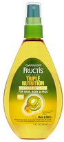 Garnier Fructis Haircare Triple Nutrition Miracle Dry Oil for Hair, Body, & Face 5.0fl oz
