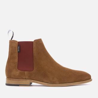 Paul Smith Men's Gerald Suede Chelsea Boots - Tan