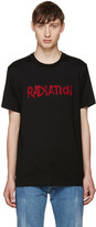 John Lawrence Sullivan Johnlawrencesullivan Black 'Radiation' T-Shirt