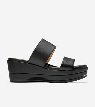 Cole Haan Grand Ambition Flatform Slide Sandal
