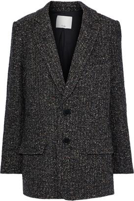 Tibi Boucle-tweed Blazer