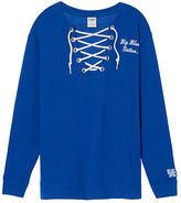 PINK University Of Kentucky Lace-Up Campus Crew