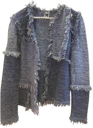Missoni Blue Linen Jackets