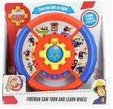 Fireman Sam Turn and Learn Wheel