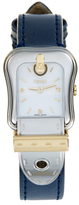 Mother of Pearl B. Fendi Two-Tone, Mother of Pearl, & Diamond Timepiece, 23mm