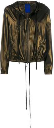 Ilaria Nistri lightweight hooded jacket