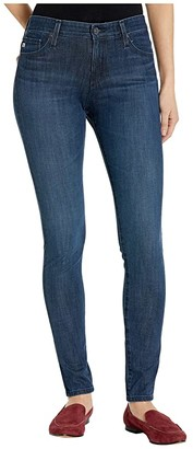 AG Jeans Farrah Skinny in Paradoxical (Paradoxical) Women's Jeans