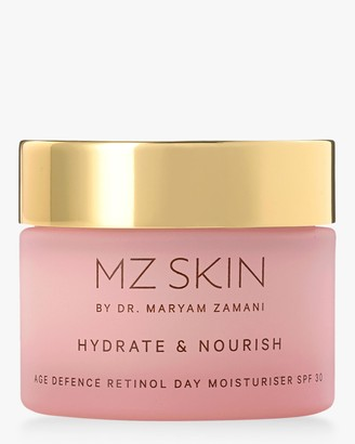 MZ SKIN Hydrate Nourish Age Defence Retinol Day Moisturizer SPF 30