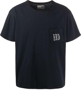 Enfants Riches Deprimes logo patch T-shirt