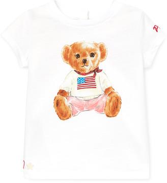 Ralph Lauren Polo Bear Cotton Tee