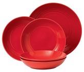 Royal Doulton Gordon Ramsay by Stoneware 5-Pc. Pasta Bowl Set Red