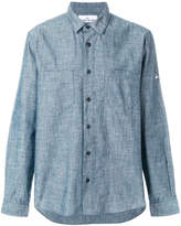 Stone Island classic fitted shirt