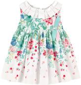 Mayoral Flower-printed dress