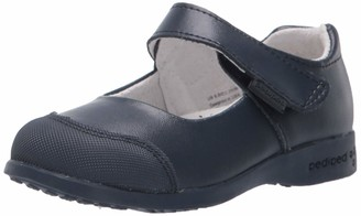 pediped Girls' Becky Mary Jane Flat