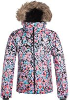 Roxy American Pie Print Jacket