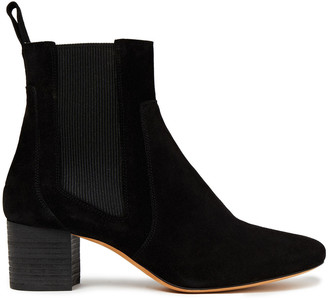 IRO Carly Suede Ankle Boots