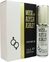 Alyssa Ashley Musk By For Women. Perfume Oil .25 Ml.