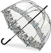 Fulton Clear Printed Umbrella