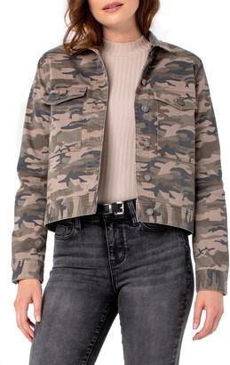 Liverpool Los Angeles Camo Jacket