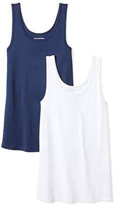 Amazon Essentials 2-pack Tank Shirt,(size:):)