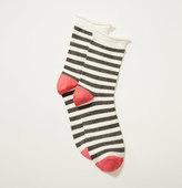 LOFT Striped Crew Socks