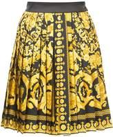 Versace Signature print skirt