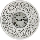 Fetco Home Decor Vella Wall Clock