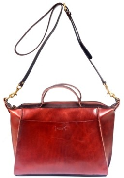 Old Trend Gypsy Soul Leather Satchel Bag