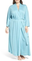 Natori Plus Size Women's Shangri La Robe