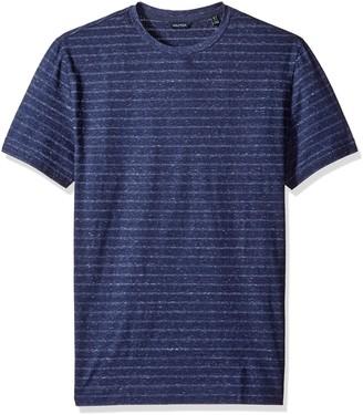 Nautica Men's Slim Fit Striped T-Shirt