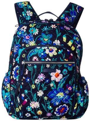 Vera Bradley Moonlight Garden Campus-Backpack