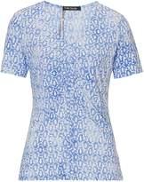 Betty Barclay Short sleeved printed top