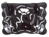 Christopher Kane Art Nouveau Clutch w/ Tags