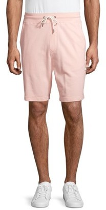 No Boundaries Men's Knit Jogger Shorts