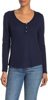 Lucky Brand Long Sleeve Henley