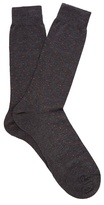 Pantherella Regent Pin-dot Cotton Cotton-blend Socks