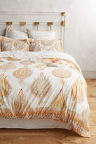 Anthropologie Fortuna Duvet
