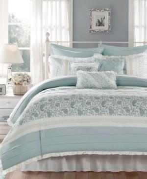 Madison Home USA Dawn 9-Pc. King Comforter Set Bedding