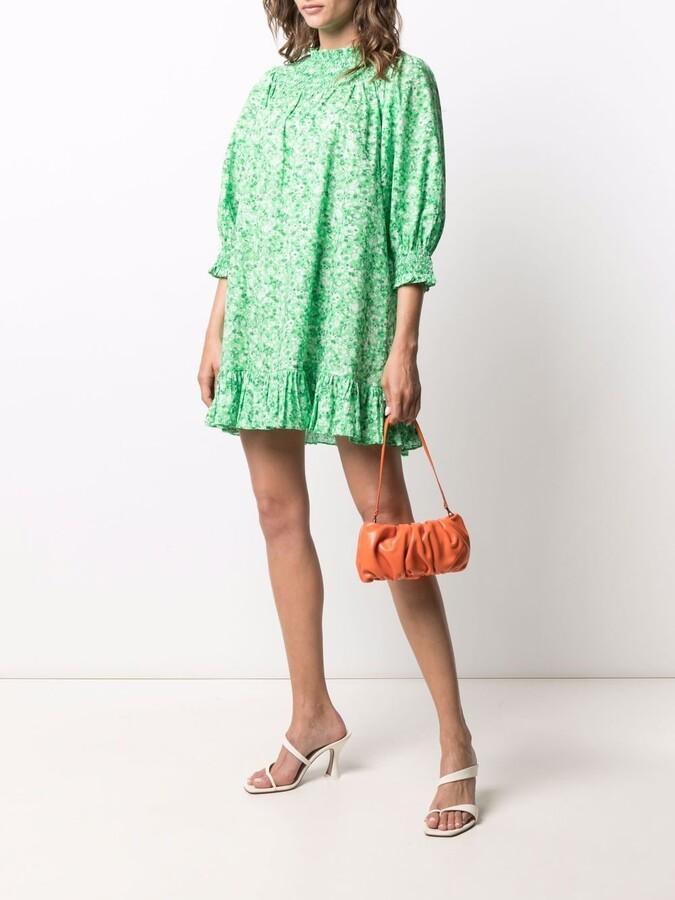 Thumbnail for your product : Rixo Azalea floral dress