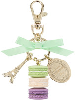 LADUREE Macarons Keyring - Small - Pistachio