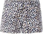 MICHAEL Michael Kors Thora animal print shorts