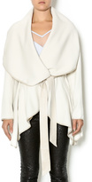 Double Zero Winter White Cardigan