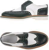 DI MELLA Lace-up shoes