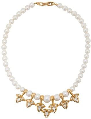 Susan Caplan Vintage 1980s Napier necklace
