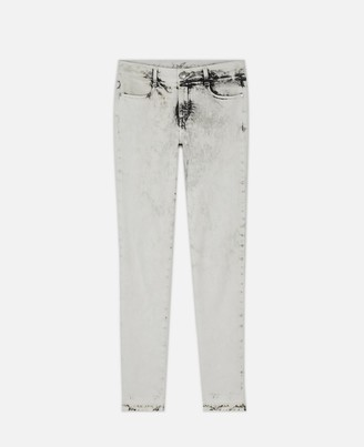 Stella McCartney the mid-rise skinny jeans
