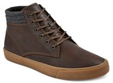 Mossimo Men's Adison Mid-Top Sneakers Brown
