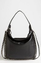 Valentino 'Rockstud - Small' Leather Hobo
