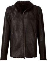 Drome zip front jacket